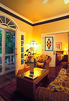 The Plantation Inn has a turn-of-the-19th century look with modern amenities. The quaint 19-room inn is within walking distance to Front Street and the historic Lahaina town of Maui.