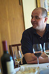 Pablo Sanchez is the assistant winemaker for Bodega Catena Zapata.
