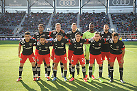 WASHINGTON, DC - MARCH 07: D.C. United Staring Eleven. D.C during a game between Inter Miami CF and D.C. United at Audi Field on March 07, 2020 in Washington, DC.