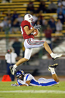 Greg Camarillo during Stanford's 63-26 win over San Jose State on September 14, 2002 at Stanford Stadium.<br />