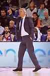 League ACB-ENDESA 2017/2018 - Game: 20.<br /> FC Barcelona Lassa vs Retabet Bilbao Basket: 90-58.<br /> Svetislav Pesic.