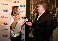"""STUDIO CITY, CA - NOVEMBER 6: Maria Bello attends the TV Guide Magazine Cover Party for Mark Harmon and 15 seasons of the CBS show """"NCIS"""" at River Rock at Sportsmen's Lodge on November 6, 2017 in Studio City, California. (Photo by Frank Micelotta/PictureGroup)"""