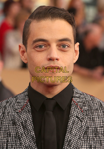 29 January 2017 - Los Angeles, California - Rami Malek. 23rd Annual Screen Actors Guild Awards held at The Shrine Expo Hall. <br /> CAP/ADM/FS<br /> &copy;FS/ADM/Capital Pictures
