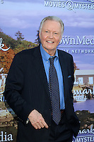 BEVERLY HILLS, CA - JULY 27: Jon Voight at the Hallmark Channel and Hallmark Movies and Mysteries Summer 2016 TCA press tour event on July 27, 2016 in Beverly Hills, California. Credit: David Edwards/MediaPunch