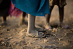 TANZANIA. Piyaya (Maasai Village). Gols Mountains. August 9th 2009.