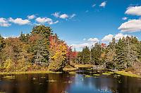Landscape, Sorrento, Maine, USA