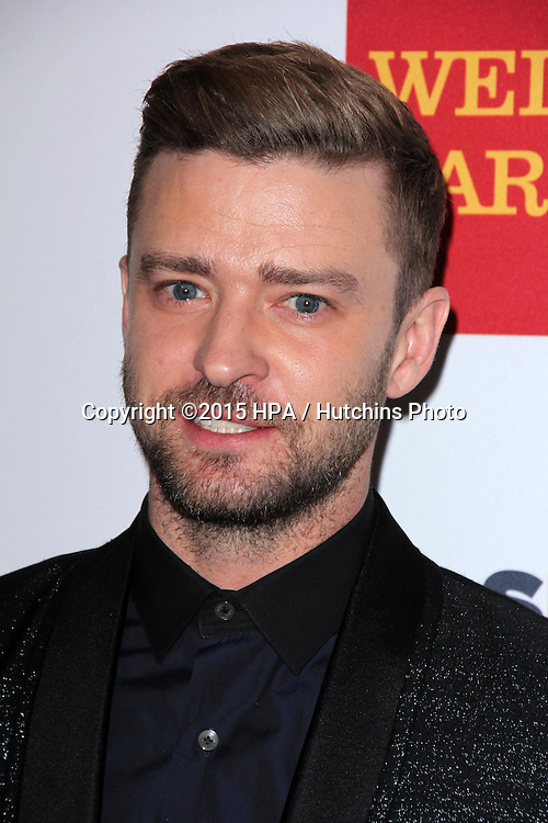 LOS ANGELES - OCT 23:  Justin Timberlake at the 2015 GLSEN Respect Awards at the Beverly Wilshire Hotel on October 23, 2015 in Beverly Hills, CA