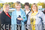Mag Campbell, Bridget Collins, Ann McCarthy and Margaret McAulliffe enjoying the annual walk of the Old Kenmare Road on Sunday in aid of the South Kerry branch of MS Ireland.................................