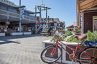 Shops and Restaurants on the Redondo Beach Pier