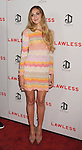 HOLLYWOOD, CA - AUGUST 22: Jennifer Missoni arrives at the 'Lawless' Los Angeles Premiere at ArcLight Cinemas on August 22, 2012 in Hollywood, California. /NortePhoto.com....**CREDITO*OBLIGATORIO** *No*Venta*A*Terceros*..*No*Sale*So*third* ***No*Se*Permite*Hacer Archivo***No*Sale*So*third*