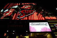 Montreal (Qc) Canada - July 12 2009 - Downtown Montreal at night :,stripper (nude dancers) club