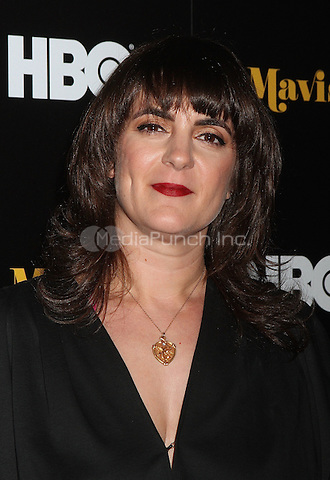 NEW YORK, NY - FEBRUARY 24:  Director Jessica Edwards at the New York premiere of HBO Documentary Films' 'Mavis!', the documentary about Rock and Roll Hall of Famer and 2016 Grammy winner Mavis Staples in New York, New York on February 24, 2016.  Photo Credit: Rainmaker Photo/MediaPunch