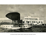 Pan Am Clipper, Key West, 1932