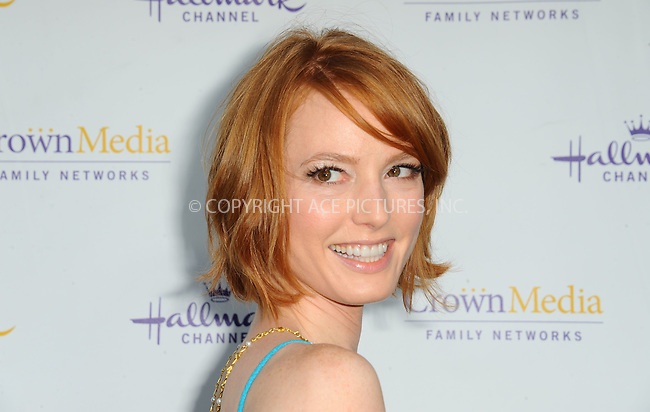 ACEPIXS.COM<br /> <br /> July 8 2014, LA<br /> <br /> Alicia Witt arriving at the Hallmark Channel &amp; Hallmark Movie Channel's 2014 Summer TCA Party on July 8, 2014 in Beverly Hills, California.<br /> <br /> <br /> By Line: Peter West/ACE Pictures<br /> <br /> ACE Pictures, Inc.<br /> www.acepixs.com<br /> Email: info@acepixs.com<br /> Tel: 646 769 0430