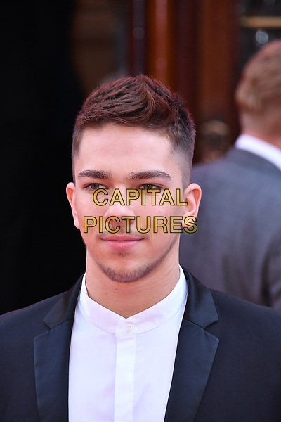 LONDON, ENGLAND - MARCH 15: Matt Terry at the Prince's Trust and Samsung Celebrate Success Awards 2017, The London Palladium, Argyll Street, London, England, UK, on Wednesday 15 March 2017.<br /> CAP/JOR<br /> &copy;JOR/Capital Pictures