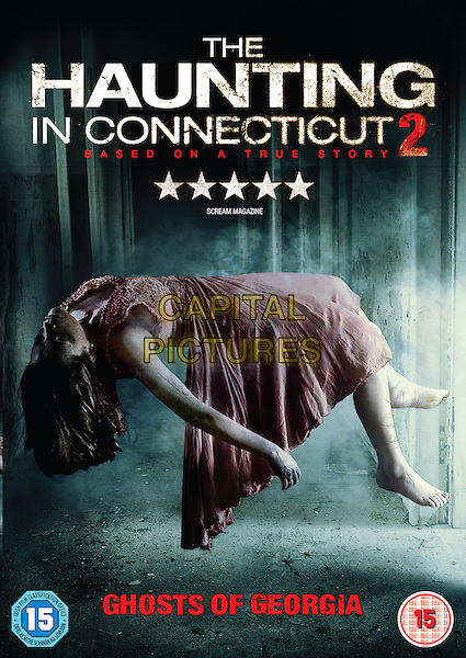 DVD Cover Cover Art<br /> in The Haunting in Connecticut 2: Ghosts of Georgia (2013) <br /> *Filmstill - Editorial Use Only*<br /> CAP/NFS<br /> Image supplied by Capital Pictures