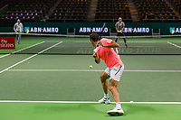 Rotterdam, The Netherlands, 18 Februari, 2018, ABNAMRO World Tennis Tournament, Ahoy, Roger Federer (SUI)<br /> <br /> Photo: www.tennisimages.com