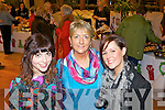 Marie and Theresa Dillane with Irene Harnett pictured at the Kevin Dundon food demonstration  last Friday in The Devon Inn, Templeglantine as part of a fund raiser for Abbeyfeale Town Park.