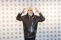 Rotterdam, 23-01-2015, International Film Festival Rotterdam, IFFR. Peter van Houten gefotografeerd voorafgaand aan de vertoning van zijn film La vie de Jean-Marie in Lantarenvenster.  Foto Nichon Glerum Copyright and ownership by photographer.<br /> For IFFR use only.<br /> NOT TO BE REDISTRIBUTED