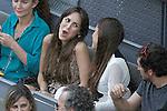 Tamara Falco Preysler during Madrid Open Tennis 2015 Final match.May, 10, 2015.(ALTERPHOTOS/Acero)