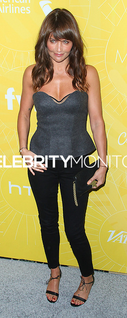 NEW YORK CITY, NY, USA - APRIL 25: Helena Christensen at the 2014 Variety Power Of Women: New York Luncheon held at Cipriani 42nd Street on April 25, 2014 in New York City, New York, United States. (Photo by Jeffery Duran/Celebrity Monitor)