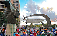 WUS- Baton Rouge Town Square- Attractions & Live After 5 Concert, Baton Rouge LA 10 13