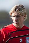 10.03.2010, Melwood Training Ground, Liverpool, ENG, UEFA EL, Liverpool FC Training, im Bild Liverpool's Fernando Torres, EXPA Pictures © 2010, PhotoCredit: EXPA/ Propaganda/ D. Rawcliffe
