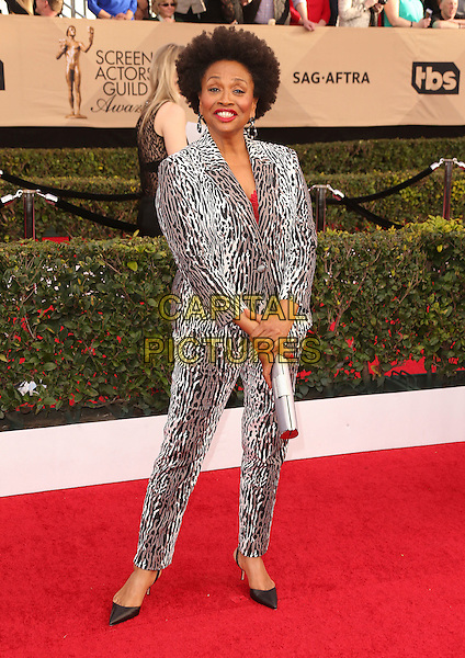 29 January 2017 - Los Angeles, California - Jenifer Lewis. 23rd Annual Screen Actors Guild Awards held at The Shrine Expo Hall. <br /> CAP/ADM/FS<br /> &copy;FS/ADM/Capital Pictures