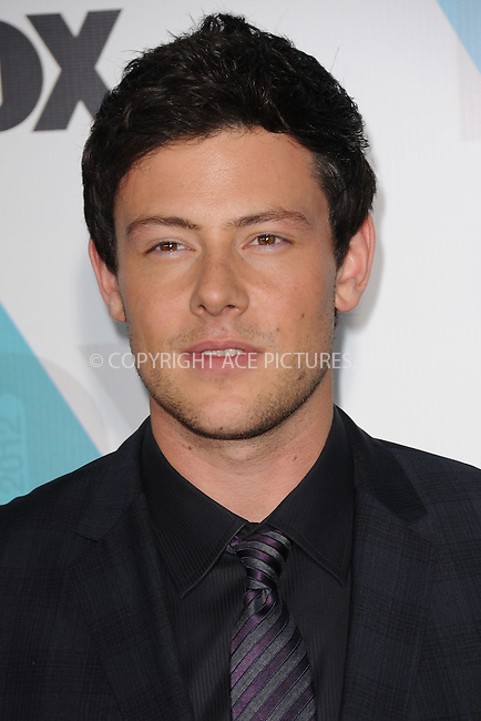 WWW.ACEPIXS.COM . . . . . .May 14, 2012...New York City....Cory Monteith attending the 2012 FOX Upfront Presentation in Central Park on May 14, 2012  in New York City ....Please byline: KRISTIN CALLAHAN - ACEPIXS.COM.. . . . . . ..Ace Pictures, Inc: ..tel: (212) 243 8787 or (646) 769 0430..e-mail: info@acepixs.com..web: http://www.acepixs.com .