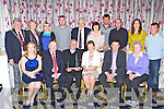Killarney business's who received awards at the Killarney Tidy Towns awards in the Dromhall Hotel on Monday night frontHelena Hamon Killarney Sports Centre, Paul Sheery Killarney Outlet Centre, Fr Michael Murphy, Ana O'Leary The Laurels, Pascal Sheehy, Frankie Coyne International. Back row: Mayor Sean Counihan, Kathleen Foley Kney Tidy Towns, Triona Brosnan, Kieran Fleming Killarney Train Station, Giles Casey The Towers Hotel, Catherine Casey Killarney Lodge, Richard Cleverly The Candle Shop, Michael Fears Lidl, Marie Cleverly The Candle Shop and Paul O'Shea The Quality Hotel..