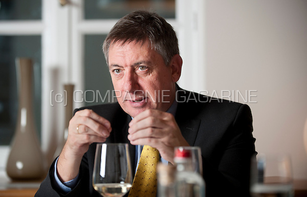 Belgian politician, Deputy Prime Minister and Minister of the Interior, Jan Jambon (Belgium, 16/12/2015)