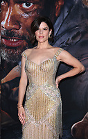 NEW YORK, NY July 10, 2018 Neve Campbell attend Legendary &amp; Universal Picture present the premiere of Skyscraper   at the AMC Loews Lincoln Square 13 in New York. July 10, 2018 <br /> CAP/MPI/RW<br /> &copy;RW/MPI/Capital Pictures