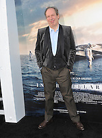 Composer Hans Zimmer at the Los Angeles premiere of his movie Interstellar at the TCL Chinese Theatre, Hollywood.<br /> October 26, 2014  Los Angeles, CA<br /> Picture: Paul Smith / Featureflash