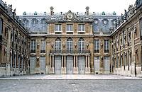 Versailles: Marble Court.