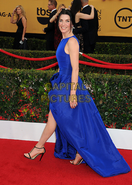 25 January 2015 - Los Angeles, California - Julianna Margulies. 21st Annual Screen Actors Guild Awards - Arrivals held at The Shrine Auditorium. <br /> CAP/ADM/BP<br /> &copy;BP/ADM/Capital Pictures