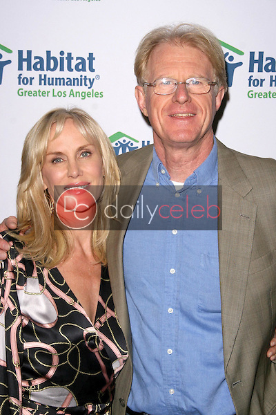 Rachelle Carson and Ed Begley Jr.<br />at the 'Building A Greater Los Angeles' Gala. Beverly Hilton Hotel, Beverly Hills, CA. 10-01-08<br />Dave Edwards/DailyCeleb.com 818-249-4998