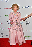 LOS ANGELES, CA. October 06, 2018: Barbara Davis at the 2018 Carousel of Hope Ball at the Beverly Hilton Hotel.<br /> Picture: Paul Smith/Featureflash