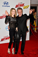Frankie Valli &amp; Randy Clohessy at the premiere for &quot;Ant-Man and the Wasp&quot; at the El Capitan Theatre, Los Angeles, USA 25 June 2018<br /> Picture: Paul Smith/Featureflash/SilverHub 0208 004 5359 sales@silverhubmedia.com
