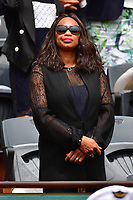 French sports minister Laura Flessel during Day 15 (Men's Final Day) of the French Open 2018 on June 10, 2018 in Paris, France. (Photo by Dave Winter/Icon Sport)