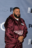 "LOS ANGELES - FEB 8:  DJ Khaled at the ""The Four"" Season 1 Finale Viewing Party at Delilah on February 8, 2018 in West Hollywood, CA"