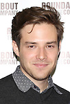 Ben Rappaport attending the Meet & Greet for the Roundabout Theatre Company's 'Picnic' at their rehearsal studios  in New York City. November 29, 2012.