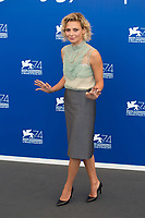 Jasmine Trinca at the &quot;Venezia 74&quot; jury  photocall, 74th Venice Film Festival in Italy on 30 August 2017.<br /> <br /> Photo: Kristina Afanasyeva/Featureflash/SilverHub<br /> 0208 004 5359<br /> sales@silverhubmedia.com