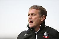 Bolton Wanderers manager Phil Parkinson <br /> <br /> Photographer Rob Newell/CameraSport<br /> <br /> The EFL Sky Bet Championship - Millwall v Bolton Wanderers - Saturday 24th November 2018 - The Den - London<br /> <br /> World Copyright &copy; 2018 CameraSport. All rights reserved. 43 Linden Ave. Countesthorpe. Leicester. England. LE8 5PG - Tel: +44 (0) 116 277 4147 - admin@camerasport.com - www.camerasport.com