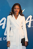 London, UK. 19 January 2016. Actress Naomi Harris. Celebrities arrive on the red carpet for the London premiere of Amaluna, the latest show of Cirque du Soleil, at the Royal Albert Hall.