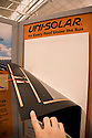 Uni-Solar, from United Solar Ovonic, is a flexible thin-film photovoltaic laminate for roofing applications. West Coast Green is the nation?s largest conference and expo dedicated to green innovation, building, design and technology. The conference featured over 380 exhibitors, 100 presenters, and 14,000 attendees. Location: San Jose Convention Center in Silicon Valley (San Jose, California, USA), September 25-27, 2008