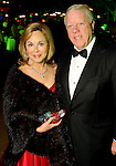 Nancy and Rich Kinder at the Discovery Green Gala Saturday Feb 25,2012. (Dave Rossman/For the Chronicle)