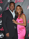 Holly Robinson Peete & Rodney Peete at Barbie's 50th Birthday Party at The Real Barbie Dreamhouse in Malibu, California on March 09,2009                                                                     Copyright 2009 RockinExposures