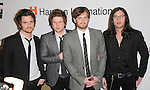 Kings of Leon at The Clive Davis / Recording Academy Annual Pre- Grammy Party held at The Beverly Hilton Hotel in Beverly Hills, California on February 07,2009                                                                     Copyright 2009 Debbie VanStory/RockinExposures