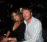 **EXCLUSIVE**.Olympic Gold Winner Bode Miller and Goloka Bolte..Victoria's Secret 15th Swimsuit Anniversary..Trousdale Nightclub..Beverly Hill, CA, USA..Thursday, March 25, 2010..Photo By CelebrityVibe.com.To license this image please call (212) 410 5354; or Email: CelebrityVibe@gmail.com ; .website: www.CelebrityVibe.com.