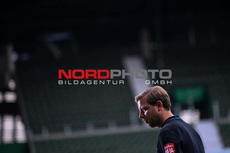 Trainer Florian Kohfeld (Werder Bremen) vor dem Spiel.<br /> <br /> Sport: Fussball: 1. Bundesliga:: nphgm001:  Saison 19/20: 34. Spieltag: SV Werder Bremen - 1. FC Koeln, 27.06.2020<br /> <br /> Foto: Marvin Ibo Güngör/GES/Pool/via gumzmedia/nordphoto